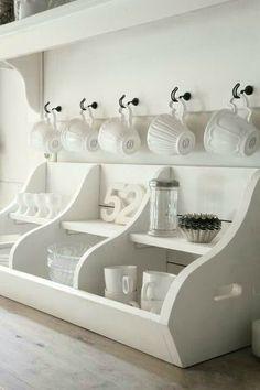 Coastal Style: Mini Trend : Coffee Stations