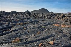 Craters of the Moon National Monument and Preserve, Idaho, photo by Carl Crumley