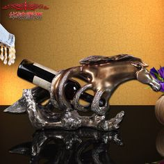 Find More Figurines & Miniatures Information about 2016 Home Decoration Accessories Horse Resin Wine Rack Off The Living Room Entrance Fireplace Soft Outfit Craft Ornaments Gifts ,High Quality wine retailer,China gift bows and ribbon Suppliers, Cheap wine gift items from Wooden box / crafts Store on Aliexpress.com