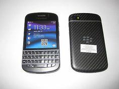 Blackberry Q10 Black At