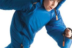 sleeping bag suit.....blue needs one for camping?