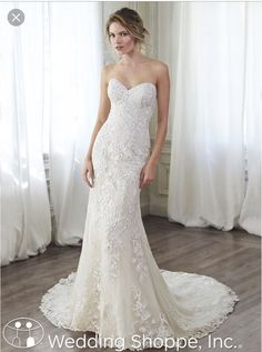 Fit & Flare Wedding Dress on Sale 36% Off