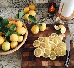 """gettingahealthybody: """"Easy peasy, lemon squeezey, full of vitamin C """""""