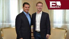 EPN recibió a Mark Zuckerberg en Los Pinos / Excélsior en la media