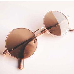 4536d50e6 Óculos Vintage | Maria Biju Óculos De Sol Feminino Espelhado, Oculos De Sol  Redondo,