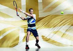 Andy Murray's 2012 Olympic Adidas kit