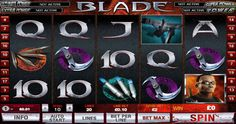 Play for fun Blade Vegas Slot: Software: #Playtech Theme: #Marvel Paylines: Reels: 5 Bonus Game: Yes