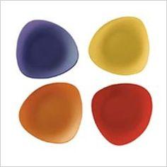 Sol Calypso Dinnerware | Celebration Seaglass Triangle Plates Kitchen Sale, Sea Glass, Tabletop, Dinnerware, Triangle, Celebration, Plates, Dining, Usa
