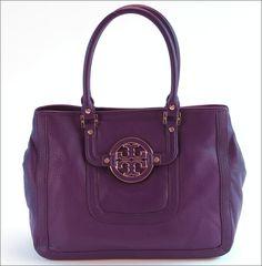 Purple Tory Burch Purse.... Got mine in a winter white...love it