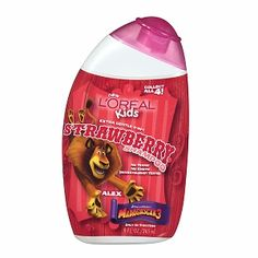 I'm learning all about L'Oreal Kids Madagascar 3 Extra Gentle 2-in-1 Shampoo at @Influenster!