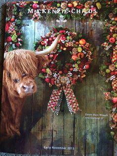 Www.mackenziechilds.com holiday catalog cover #mackenziechilds
