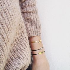 ~ Cozy style with unique bracelets ✨  Shop it all via @mylifelikes.gr and stand out! #cozy #fashion #knit #bracelets #instashop#essentials #shop #jewlery #greekdesigners