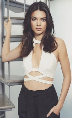 Kendall Jenner ♥ | Pinterest: callistacvs (for more inspirations! Hair…
