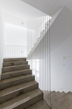bright stair thru house