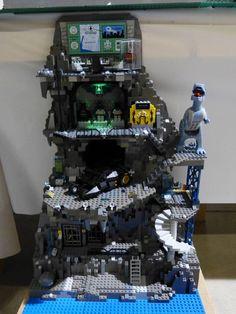 LEGO Batcave #legobatcave