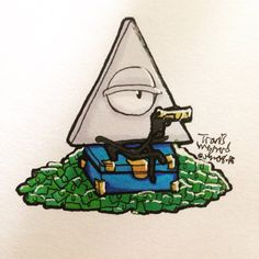 Nuclear Throne - YV (colored) by TravisWeymers on DeviantArt
