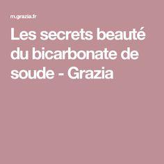 Les secrets beauté du bicarbonate de soude - Grazia