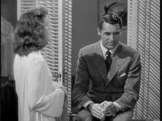 The Philadelphia Story Hepburn and Grant