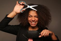 Knot Free- How to Detangle Natural Hair  #Curlkit #naturalhairtips