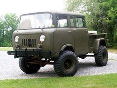 Jeep M677 FC