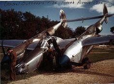 #flickr #plane #WW2 #P38 #Lightning