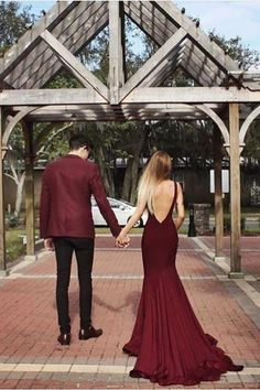 Backless Prom Dress, Burgundy Prom Dress,Long Prom Dresses,Formal Evening Dresses 2017,Spandex Prom Dresses,A-Line Prom Dress,Homecoming Prom Dresses,Prom Dresses