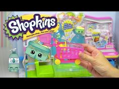 Shopkins RARE LIMITED EDITION Season 1 2 Mystery Surprise Blind Basket Opening Toy Unboxing - YouTube