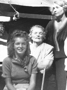 Norma Jean and her Aunts