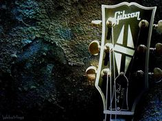 Music Wallpaper: Gibson Les Paul