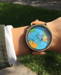 Antique earth globe map vintage art western hemisphere print globetrotter world traveler watch gumiabroncs Choice Image