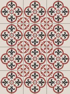 Beautiful tiled floor of enab a lebanese restaurant in for Arabesque lebanon cuisine