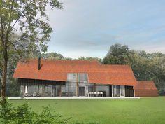 Maas Architecten » streekeigen nieuwbouw in het twentse landschap