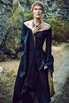 Rainha Cersei                                                                                                                                                                                  Mais