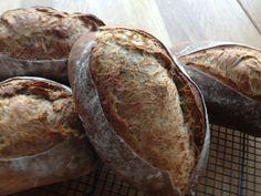 Scrumpy Cider Rye Loaf