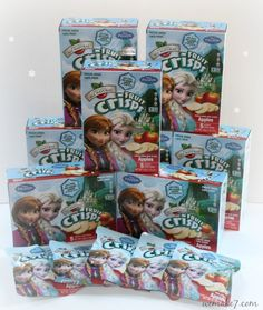 Brothers All Natural Disney's Frozen Fruit Snacks & Giveaway! - WEMAKE7