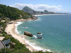 Praia do Vidigal, Rio de Janeiro