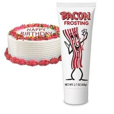 Accoutrements Bacon Frosting