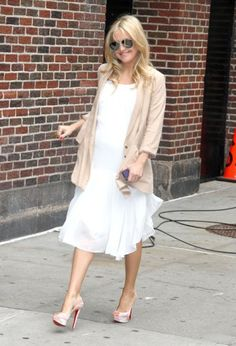 Maternity style showdown: Fergie, Kim, Jenna, Jamie Lynn | BabyCenter Blog
