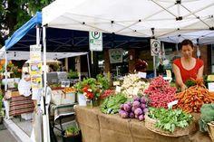 Seattle's best farmer's markets!