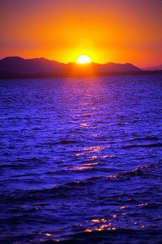 awesome lake malawi sunset2 30