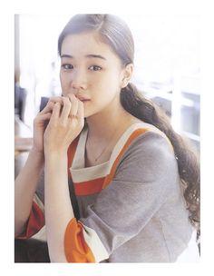 Aoi Yu (on hiatus) Yu Aoi, Fresh Face Makeup, Hongkong, Japanese Photography, Mori Fashion, Pic Pose, Couple Aesthetic, Mori Girl, Portrait