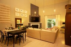 #WatchandPin  Living room and dining room makeover from #DearGenevieve (Air Date:  Sept 21 4:30pmEST)