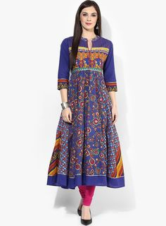 7 Reasons Why Cotton Kurtis will remain evergreen on Trend