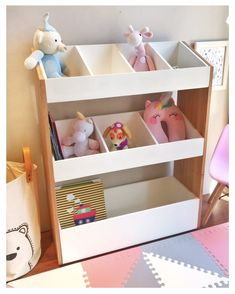 Girl Room, Girls Bedroom, Playroom Storage, Toy Rooms, Diy Furniture Projects, Wood Toys, Baby Room Decor, Toddler Bed, Home Decor