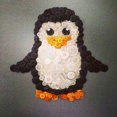 Pinguino botones