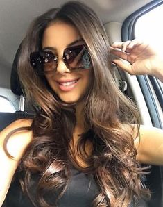 """Rimless Square """"Mimi"""" Women Sunglasses Gold Nose Bridge Gradient Lenses Shades"""