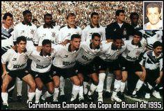 Sport Club Corinthians Paulista - 104 anos/ 104th Anniversary - Copa do Brasil de 1995