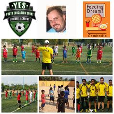 A special note from one of our Feeding Dreams Directors (Mr Blaed Perkins): A few weeks ago i celebrated being in Cambodia for 8 years. The time has gone by so quickly that I get little chance to reflect on what has been a whirlwind journey. https://mydonate.bt.com/fundraisers/yesfootballacademy