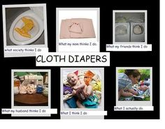 Cloth Diaper Humor | Baby Humor | Kids Humor | Funny - Elegant Mommy