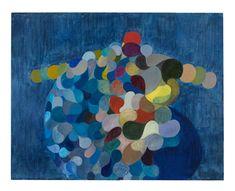 "Thomas Nozkowski, ""Untitled (8-134)"""